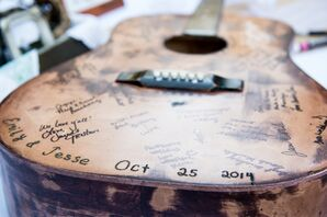 Guitar Guestbook Alternative