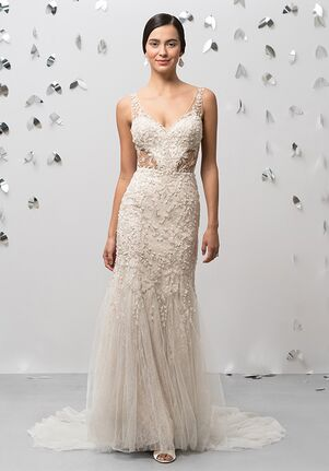 Justin Alexander Signature 99013 Sheath Wedding Dress