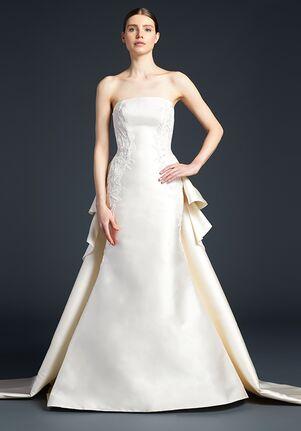Anne Barge Nash Detachable Train Mermaid Wedding Dress