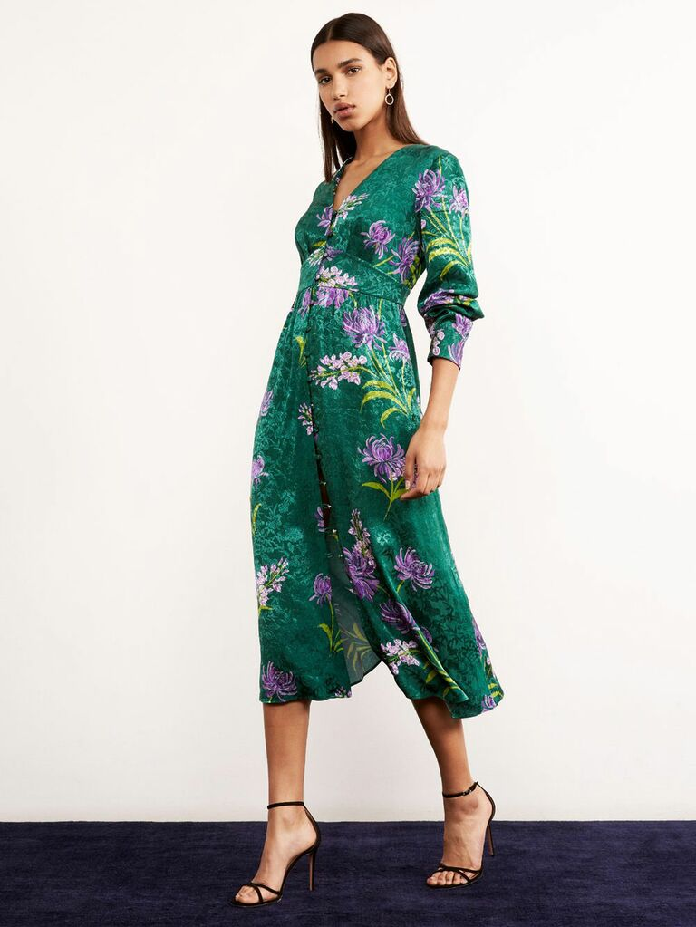 45 Wedding Guest Dresses For Spring 2019