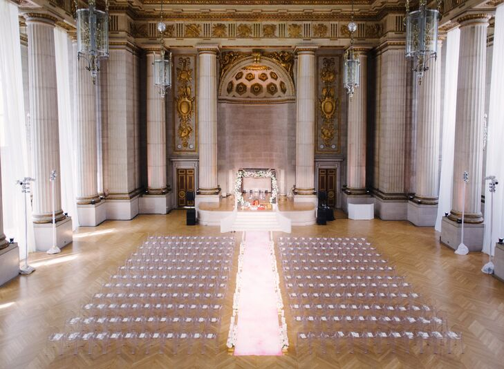 Multicultural Ceremony at the Andrew W. Mellon Auditorium in Washington D.C.