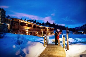 Big Sky, Montana, Winter Wedding Venue