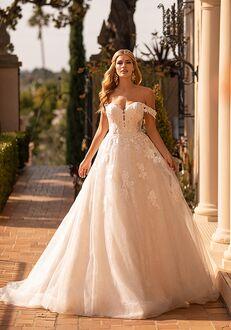 Moonlight Collection J6795 A-Line Wedding Dress