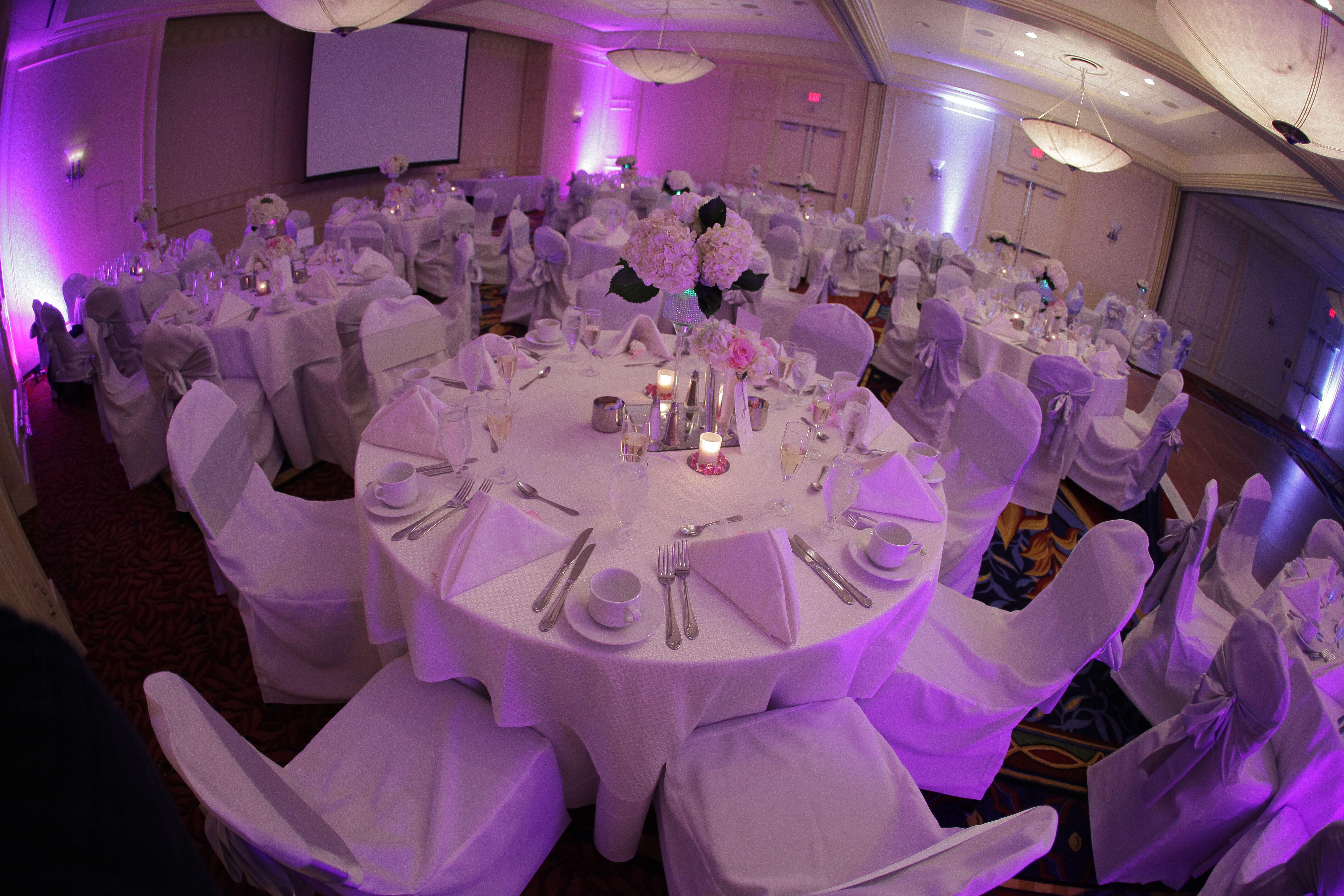 Wedding reception venues in north bergen nj the knot saddle brook marriott arubaitofo Images