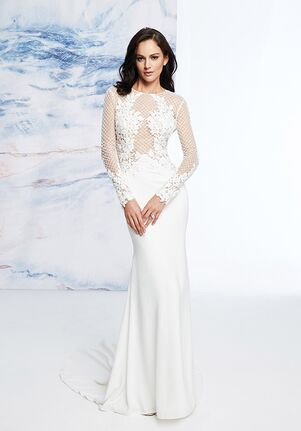 Justin Alexander Signature Turin Mermaid Wedding Dress