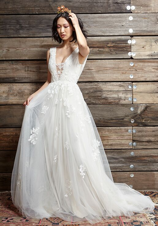 Ivy Aster Daphne Ball Gown Wedding Dress