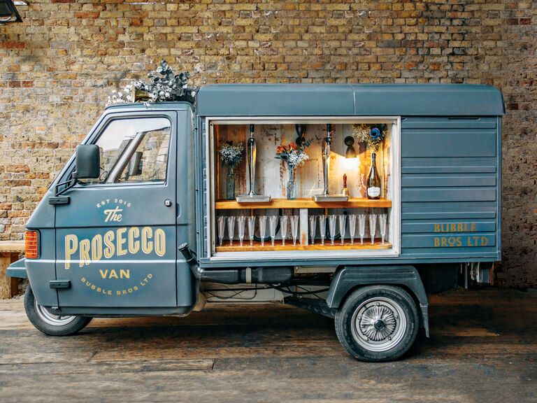 The Prosecco Van