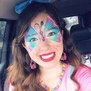 Carol Stream, IL Face Painting | Pixy The Clown