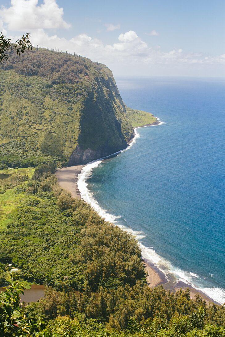 Kailua-Kona Hawaii Wedding