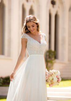 Stella York 6628 Sheath Wedding Dress