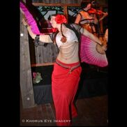 Whitefish, MT Belly Dancer | Saucy Bordeaux