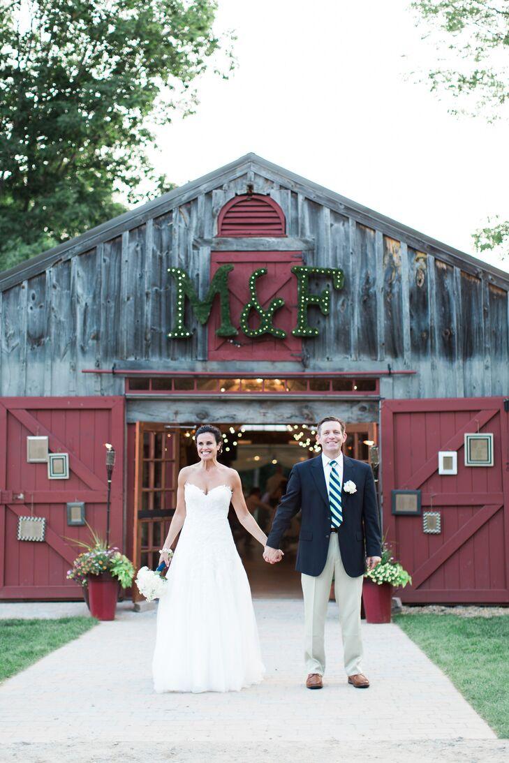 Longlook Farm Barn Reception