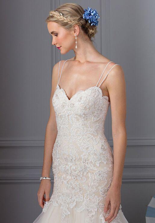Beloved By Casablanca Bridal Bl240 Sapphire Wedding Dress The Knot