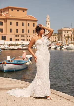 Madi Lane ML13990 | Miami Sheath Wedding Dress
