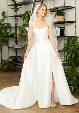 Beloved by Casablanca Bridal BL335 Hallie Ball Gown Wedding Dress