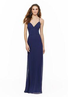 Morilee by Madeline Gardner Bridesmaids 21634 V-Neck Bridesmaid Dress