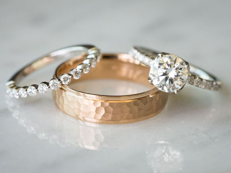 When you shouldn't wear your engagement ring