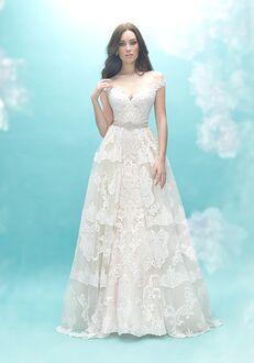 Allure Bridals 9474T Wedding Dress