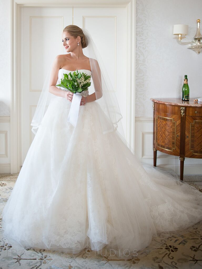 15 Dreamy Princess Ballgowns
