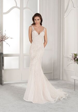 Demetrios 850 Mermaid Wedding Dress