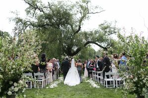 Brooklyn Botanic Garden Ceremony Processional