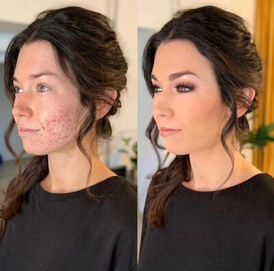 BlushTones Onsite Airbrush Makeup Artist