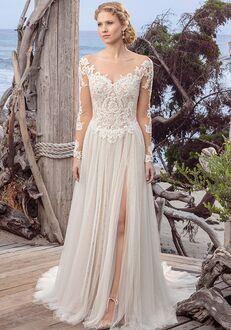 Beloved by Casablanca Bridal Style BL251 Misty A-Line Wedding Dress