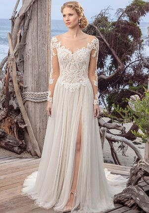 Beloved by Casablanca Bridal Style BL251 Misty A-Line Wedding Dress