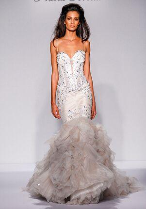 Pnina Tornai for Kleinfeld 4458 Mermaid Wedding Dress