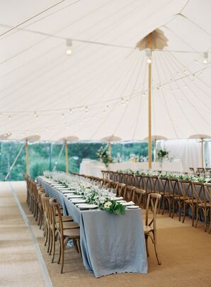 Sperry Tent Reception