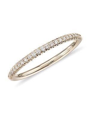 Blue Nile 62720 Gold Wedding Ring