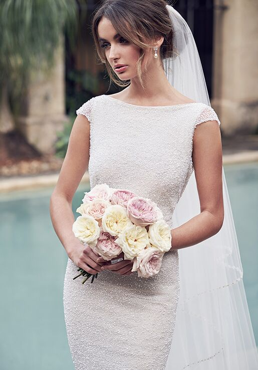 Anna Campbell Blair Dress Wedding Dress The Knot