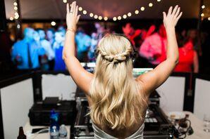 Bridal DJ Booth