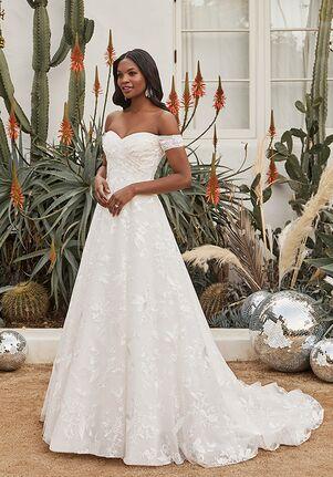 Beloved by Casablanca Bridal BL350 Goldie A-Line Wedding Dress