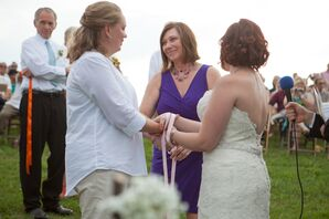 Traditional Hand-Fasting Ceremony
