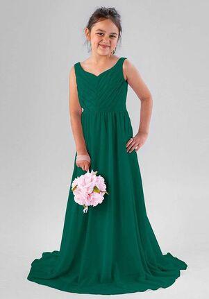 Kennedy Blue Saylor V-Neck Bridesmaid Dress