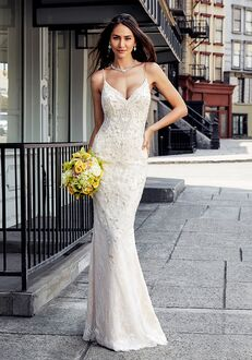 KITTYCHEN Couture TYRA, K1969 Sheath Wedding Dress