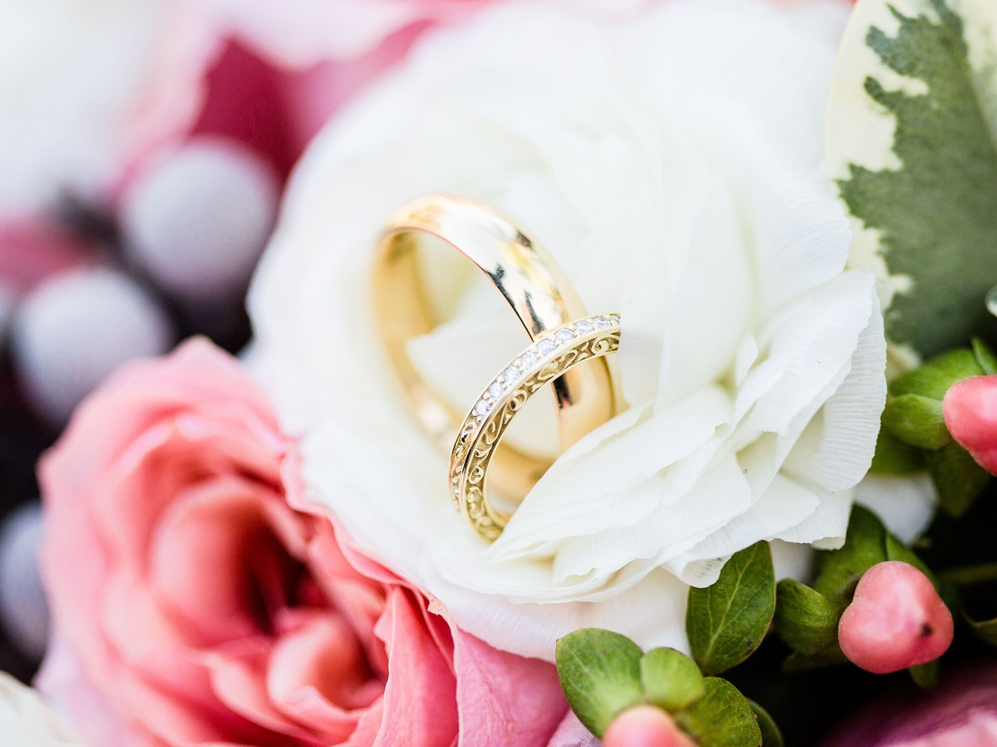 Who Buys The Wedding Bands We Have The Answer