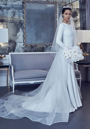 Romona Keveza Collection RK9404+RK8400SKT A-Line Wedding Dress