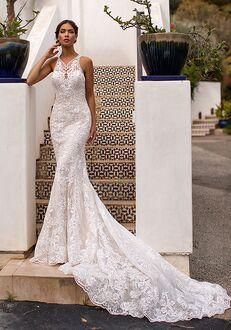 Moonlight Couture H1400 Mermaid Wedding Dress