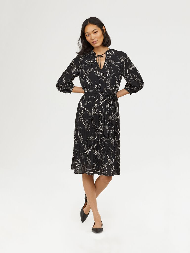 What to Wear to a Winter 2019 Wedding  65 Guest Dresses 476f68082