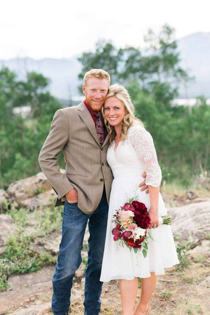 Lindsay Rader (32 and a florist and waitress) and Jeff Lehmann (33 and a ski patroller and bike-trail builder) planned a festive weekend extravaganza
