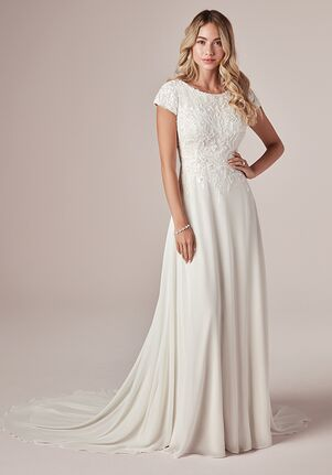 Rebecca Ingram MERCY LEIGH A-Line Wedding Dress