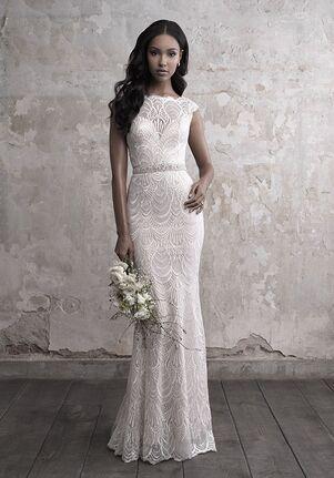 Madison James MJ454 Sheath Wedding Dress