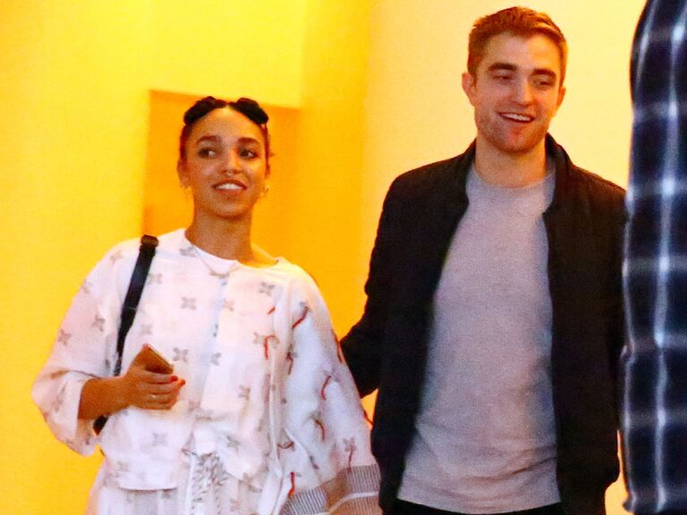 Fka twigs and robert pattinson how long have they been dating
