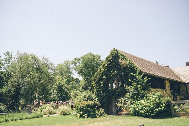 Blue Hill at Stone Barns Wedding Venue