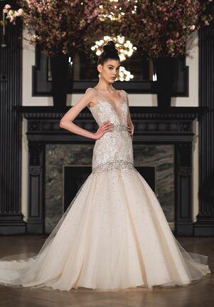 Ines Di Santo Raquel Mermaid Wedding Dress