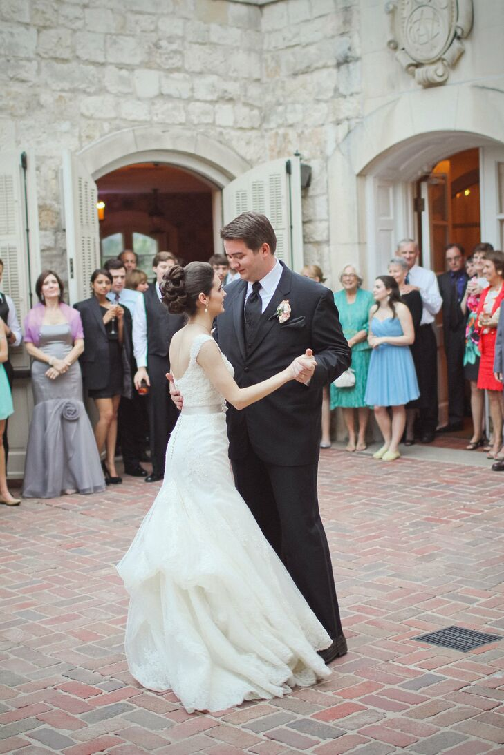 The First Dance at Chateau Bellevue