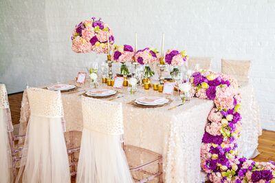 Pretty Posh Events - Planning & Floral Design