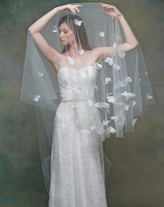 Blossom Veils & Accessories BV1572 Ivory Veil